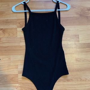 Wilfred Thong Ribbed Bodysuit